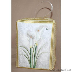 Calla Lily Multi Box - a-stitch-a-half