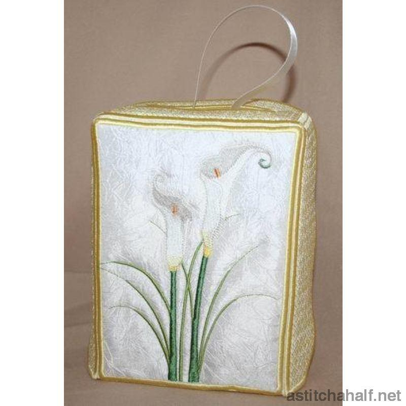 Calla Lily Multi Box All In The Hoop