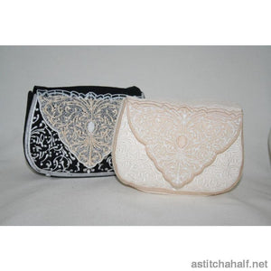 Cameo Clutch Purses - astitchahalf