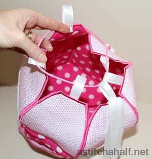 Cars Back Pack for Girls - a-stitch-a-half