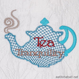 Coffee and Tea Kettle Combo - astitchahalf