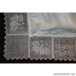 Dutch Lace in Hearts - a-stitch-a-half