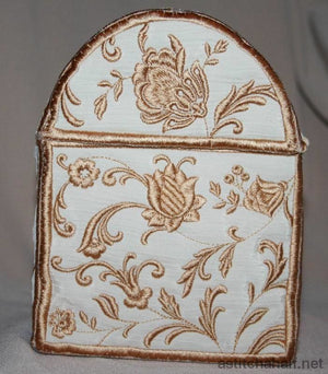 Flourishing Chests Applique
