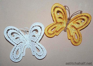 Fsl Butterfly 04 Freestanding Lace