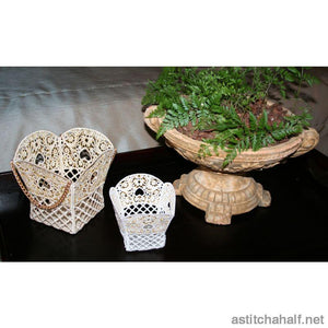 Fsl Heidi Baskets Freestanding Lace