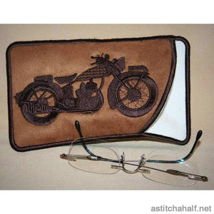 Harley Eyeglass Case All In The Hoop