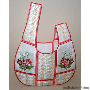 Hawaiian Knot Bag - a-stitch-a-half