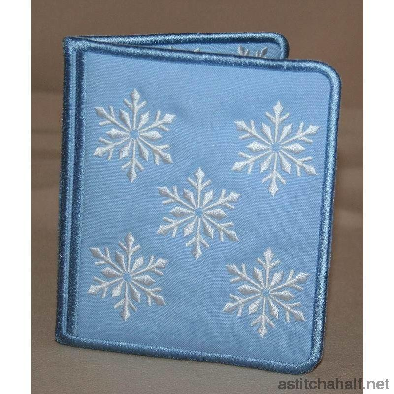 Icicle Wallet All In The Hoop