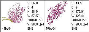 Butterfly Boutique 04 - a-stitch-a-half