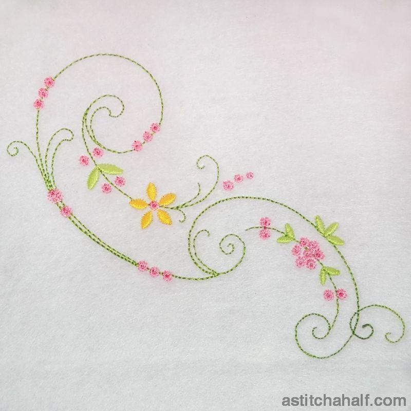 Its Spring Time - a-stitch-a-half