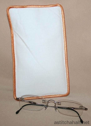 Ol' Classic Car Eyeglass Case - a-stitch-a-half