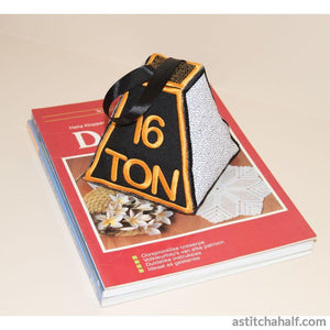 Paper Weight and Door Stopper 16Ton - a-stitch-a-half