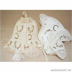 Rose Bells Cutwork