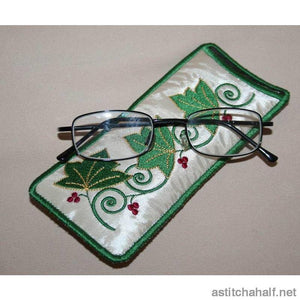 Royal Eyeglass Cases 01 All In The Hoop
