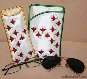 Royal Eyeglass Cases 03 - a-stitch-a-half