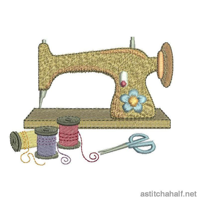 Sew Fun Embroidery Fill