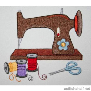 Sew Fun - a-stitch-a-half