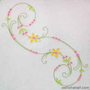 Spring is Here - a-stitch-a-half
