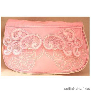 Victorian Lace Clutch Purses Applique