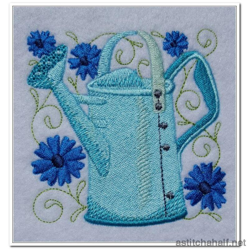 Water Wise Wonders Combo - a-stitch-a-half