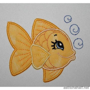 Water World Combo Applique