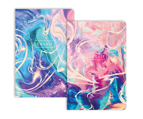 SET Libretas BeSelf Colores