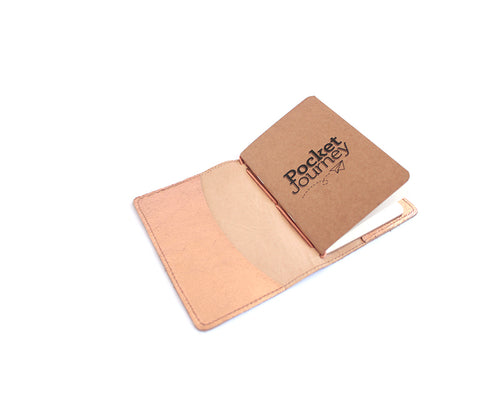 OUTLET Pocket Journey Rosegold