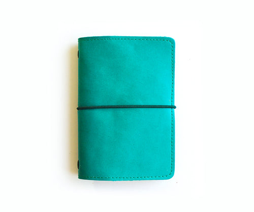 Portadocumentos Pocket Journey Menta