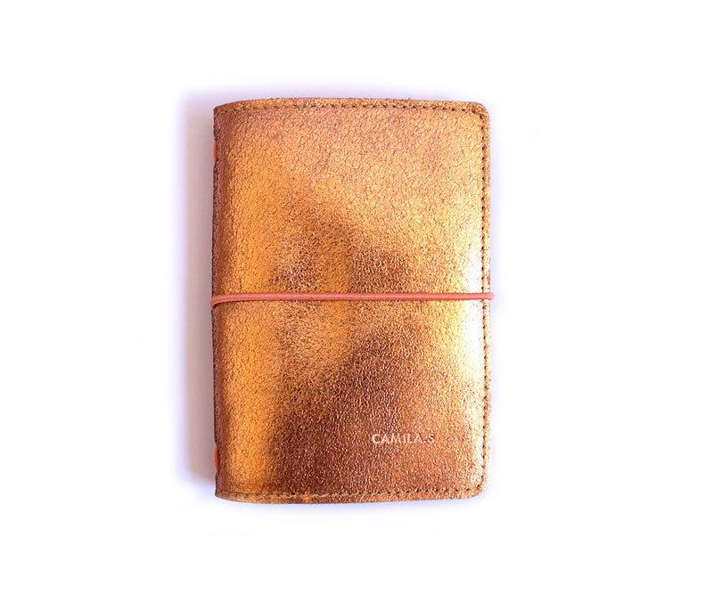 Portadocumentos Pocket Journey RoseGold