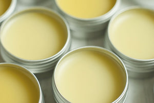 PEPPERMINT VANILLA FOOT BALM