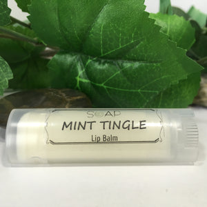 MINT TINGLE LIP BALM