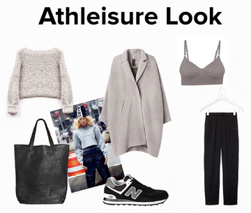 Athleisure Is the New Sexy