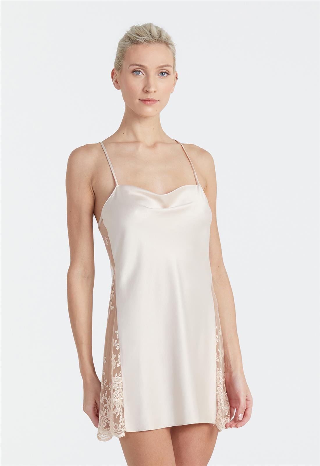 Darling Chemise Champagne
