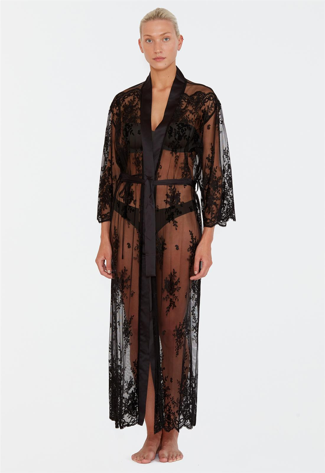 Darling Robe Black