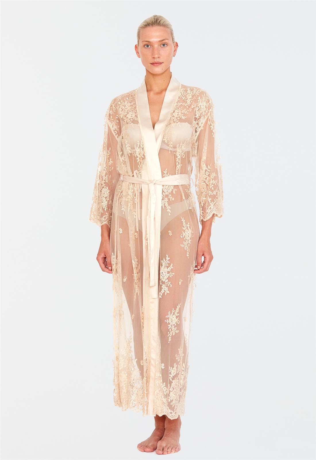 Darling Robe Champagne
