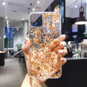 Gold Foil iPhone Case - Casefy Shop