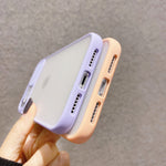Slide Camera Protection iPhone Case - Casefy Shop