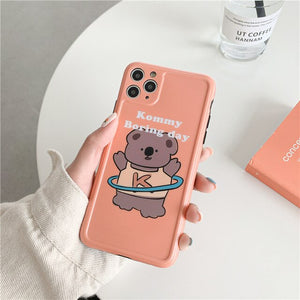 Lovely Koala iPhone Case - Casefy Shop