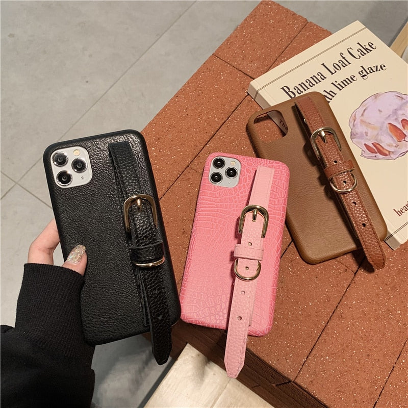 Wrist Belt iPhone Case