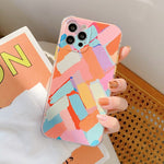 Colorful iPhone Case