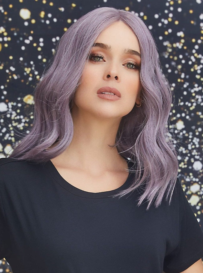 Rene of Paris Velvet Wavez synthetic wig Lilac Cloud