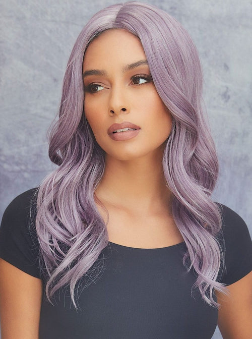 Rene of Paris Divine Wavez synthetic wig Lilac Cloud