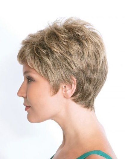 Noriko Pam synthetic wig Harvest Gold