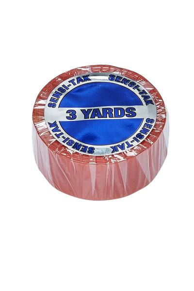 "Red Tape 1"" x 3 Yards"
