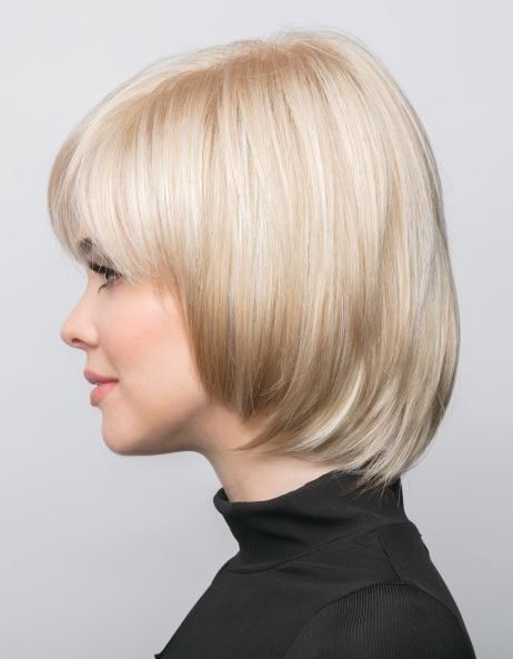 Rene of Paris Shannon synthetic wig Creamy Blonde