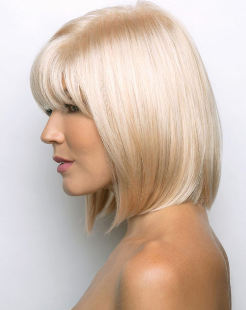 Noriko Alva synthetic wig Peach Gold
