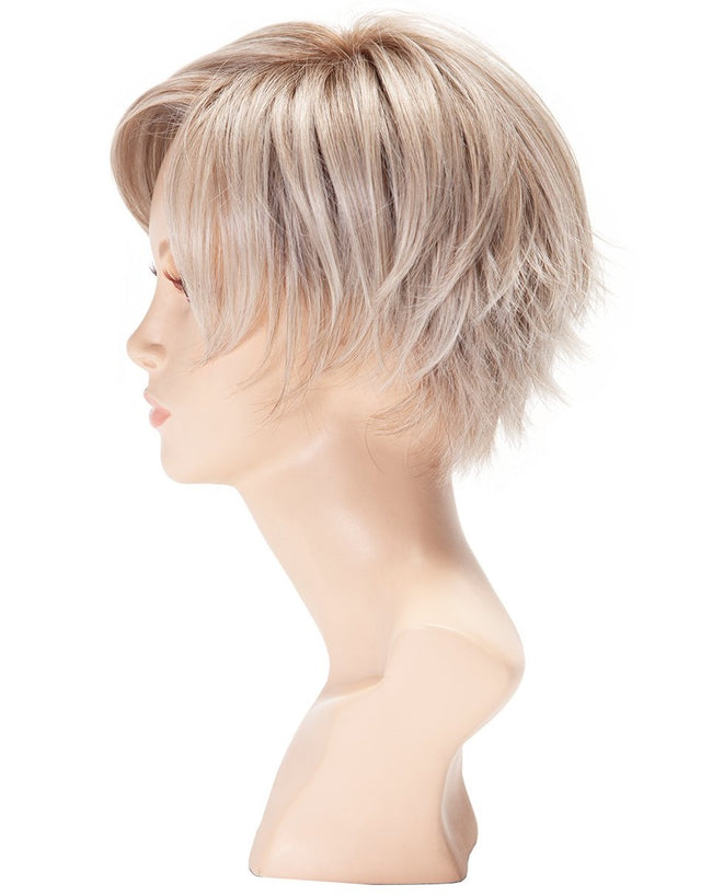 Belle Tress Clover synthetic wig Roca Margarita Blonde