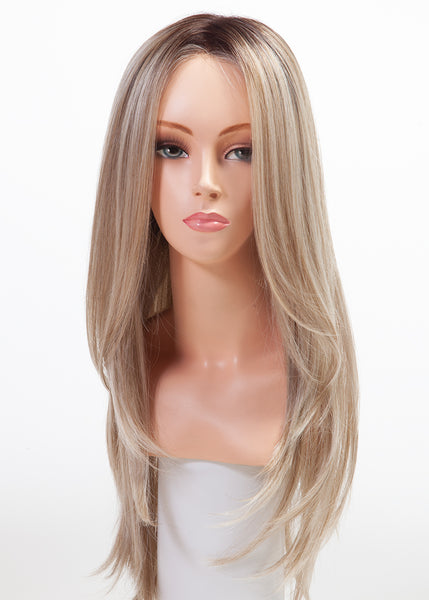 Belle Tress Dolce & Dolce synthetic wig Butterbeer Blonde