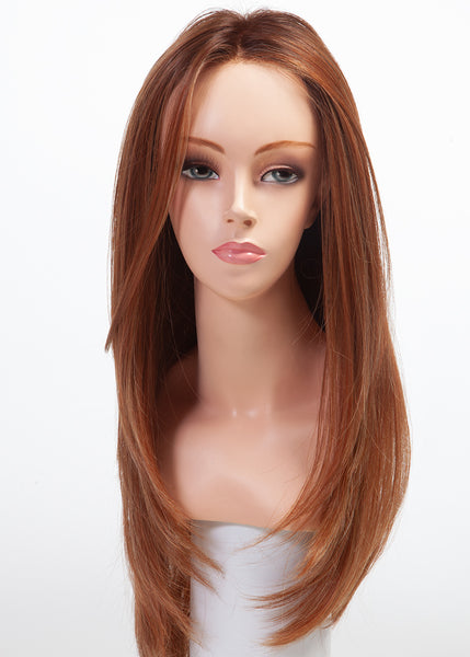 Belle Tress Dolce & Dolce synthetic wig Sumptuous Strawberry