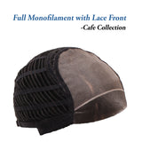 Belle Tress monofilament top cap